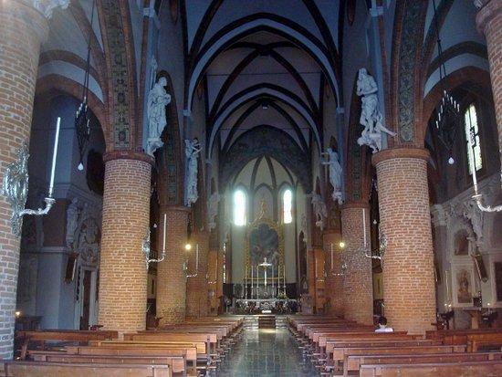 Chiesa Parrocchiale di San Giovanni - Castel S. Giovanni