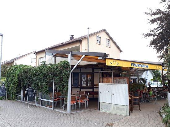 Knoblauch Fischimbiss, Uhldingen-Mühlhofen - Restaurant