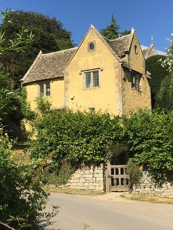 Uley, UK: The Court House