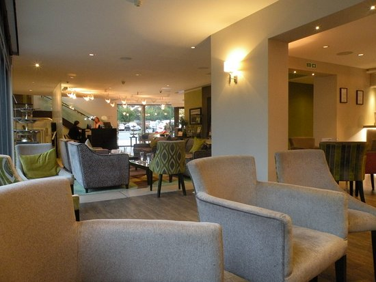 Dorridge, UK: Lounge area