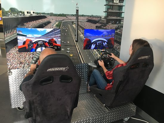 Speedway, IN: Adults love video games too!