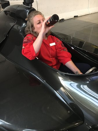 Speedway, IN: Don't drink and drive!