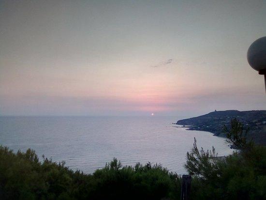 Faro di Capo Rossello Photo