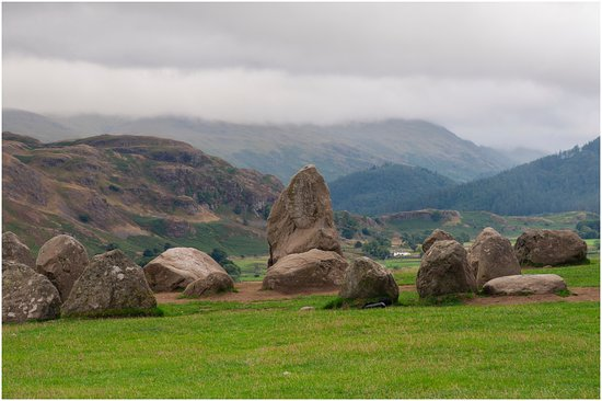 Castlerigg Stone Circle: Stone Circle