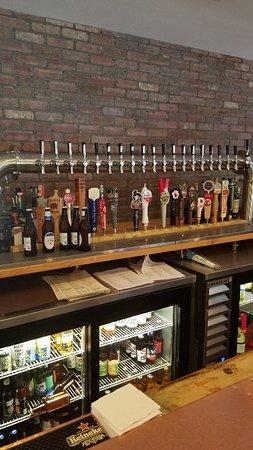 Union, NJ: New tap system
