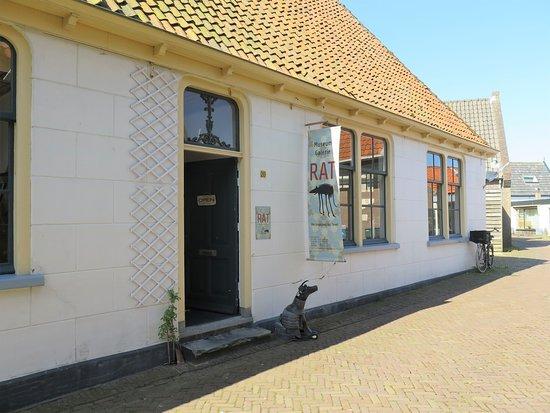 Den Burg, The Netherlands: Museum Galerie RAT (Recomposed Art Texel)