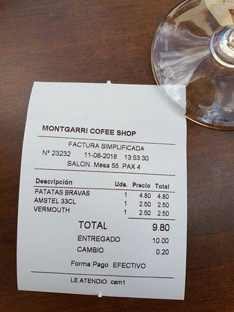 Cafe Montgarri: 20180811_135414_large.jpg