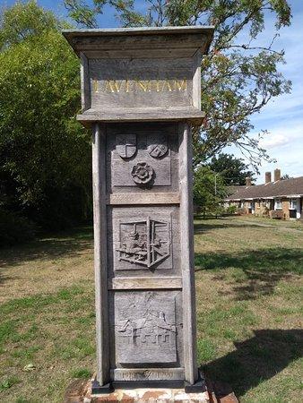 Anglia orientale, UK: Lavenham