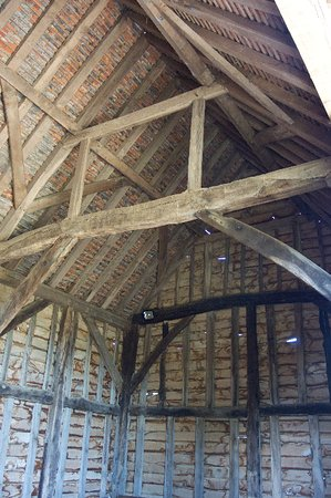 Chalfont St. Giles, UK: timber frame