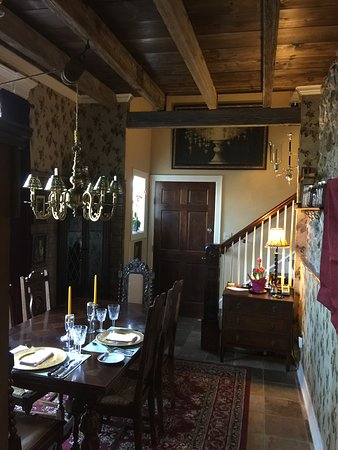 Muenster, TX: Chef's Private Dining Room