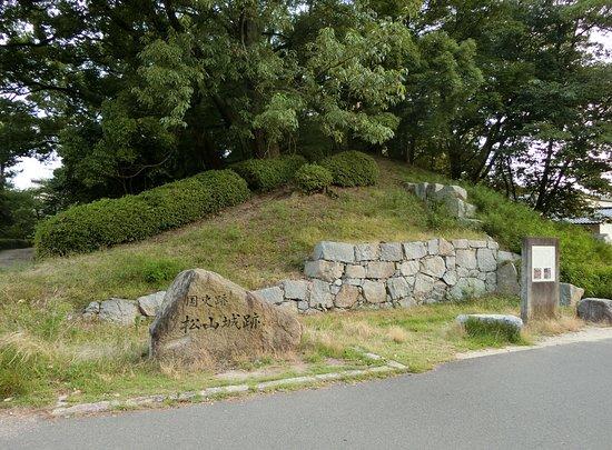 The Site of Horinouchi Higashimikado Yaguradai Ishigaki