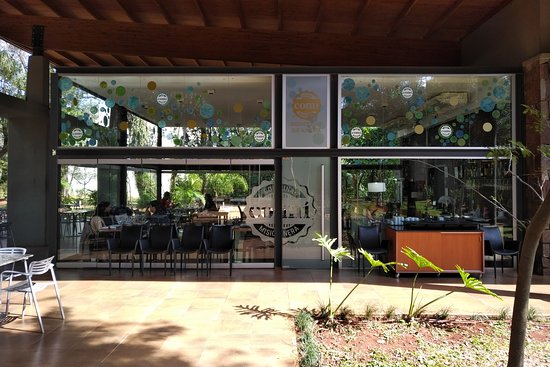 Santa Ana, Argentina: Vista desde el patio