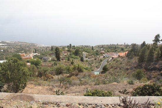 Tijarafe, Spain: Vista desde el mirador
