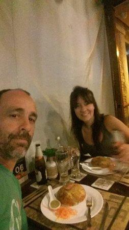 Comeway Creperia e Batataria: cena