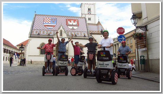 Segway City Tour Zagreb