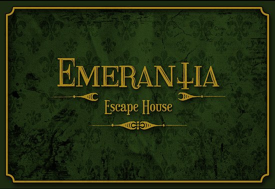 Escape House Emerantia Leuven
