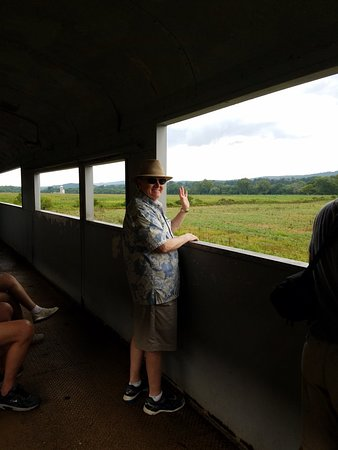 Potomac Eagle Scenic Railroad: 20180811_155705_large.jpg