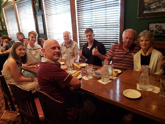 Saltgrass Steak House: 20180810_174845_large.jpg