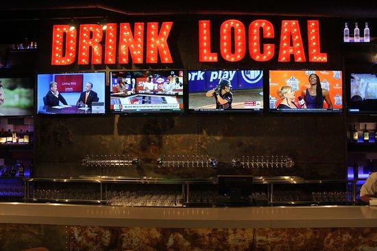 Longer Bar in South Miami