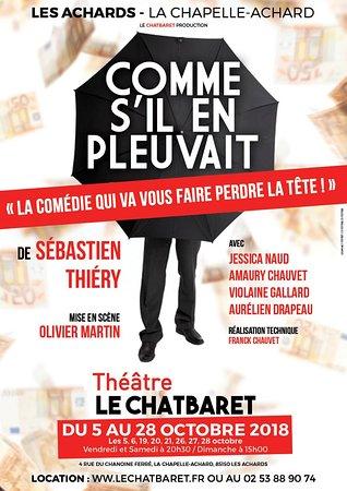 La Chapelle-Achard, Francja: Comme s'il en pleuvait - du 05 au 28 Octobre 2018