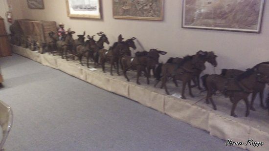 Boron, Kalifornien: 20 mule team model
