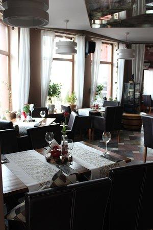 Knurow, Polen: Wnętrza naszej restauracji
