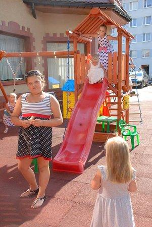 Knurow, Polen: Plac zabaw