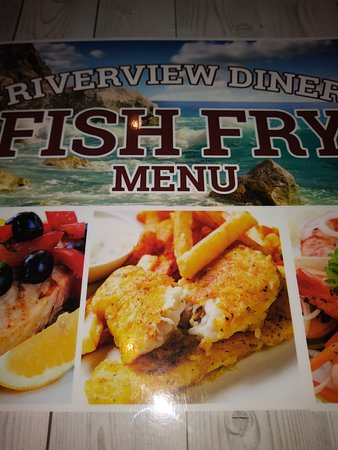 Montgomery, IL: Friday fish menu