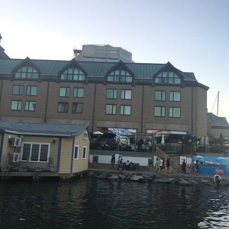 Window View - Halifax Marriott Harbourfront Hotel Photo