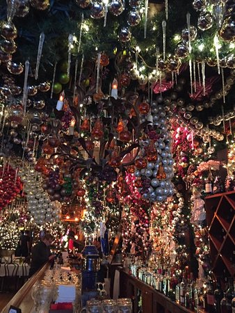 Gorgeous Decorations Picture Of Rolf S Bar Restaurant New York
