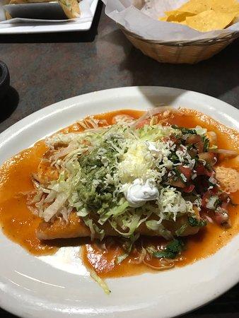 Poplar Bluff, MO: Enchiladas