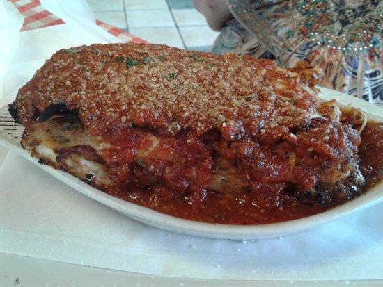 Harahan, LA: Lasagna