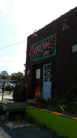 Hell, MI: Screams Ice Cream