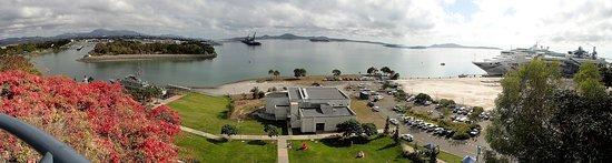 Auckland hill