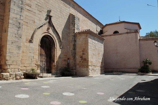 Vimbodi, إسبانيا: Iglesia de Sant Salvador