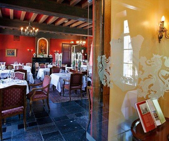 Herkenbosch, The Netherlands: Restaurant