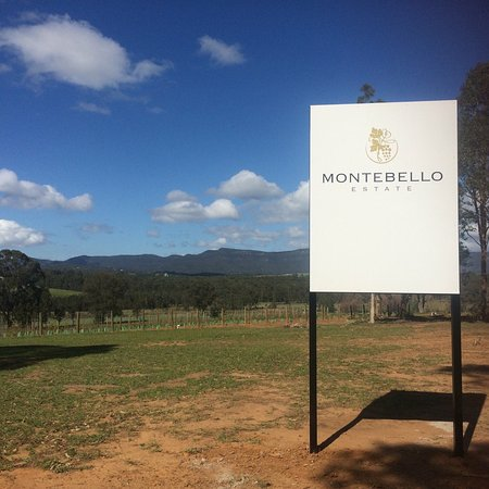 Pokolbin, Australia: Montebello Estate Hunter Valley