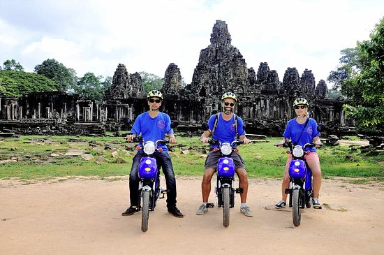 Eco Adventure Electric Bike Tour