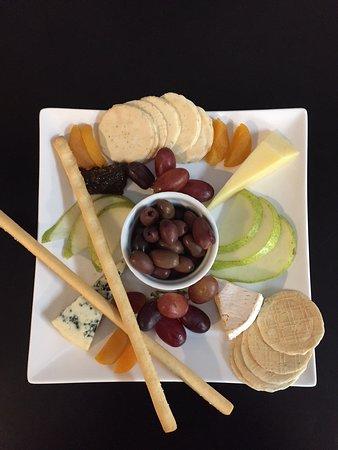 Finley, Australia: Local Cheese Platter
