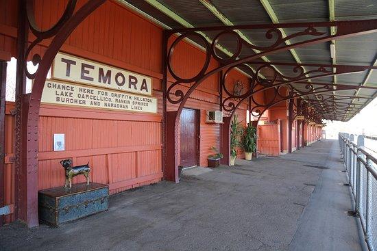 Temora Railway Museum