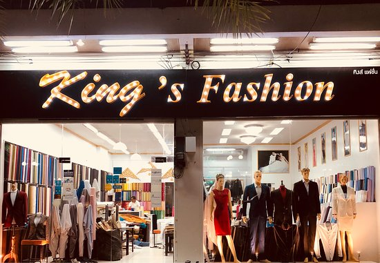 King's Fashion Tailor in Ao nang, Krabi - Thailand