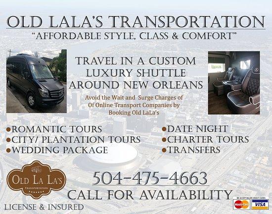 Old LaLa's Transportation
