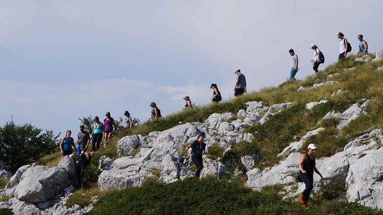 Biokovo Mountain: Budanko travel, Makarska, Croatia offer advatures trips like hiking, cycling and jep tours.
