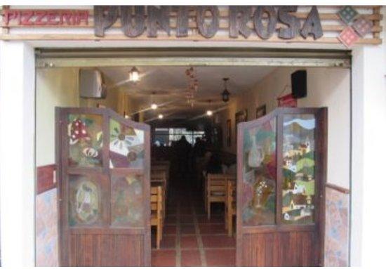 Sibundoy, Colombia: Pizzería Punto Rosa