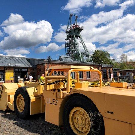 Sangerhausen, Germany: Erlebniszentrum Bergbau Röhrigschacht Wettelrode