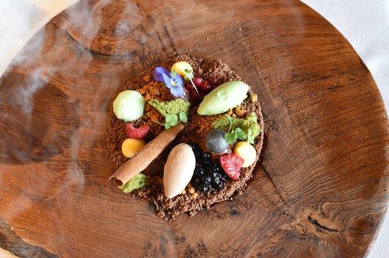 Бурглинстер, Люксембург: dessert
