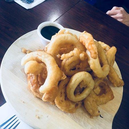 Kilmore, Australia: Tasty & generous serves. Pub food done REALLY well.
