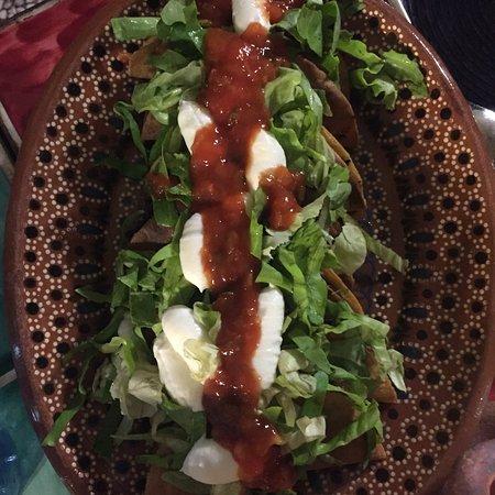 Torretta, Italie: Burritos i Tacos