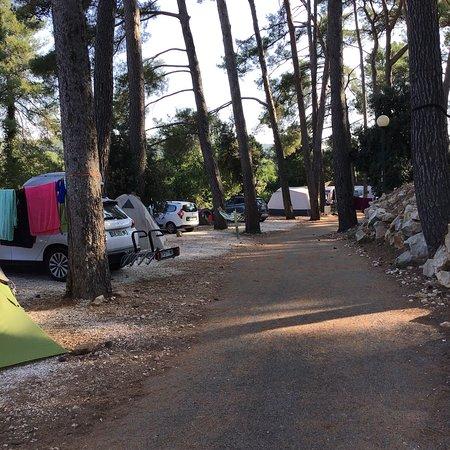 Camping Porton Biondi-bild