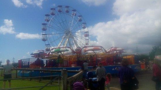 Begelly, UK: Pembrokeshire Wheel